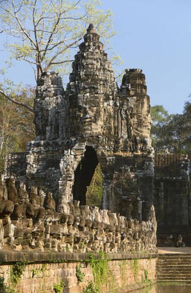Wall Art - Photograph - Angkor Archaeological Park II by Gloria & Richard Maschmeyer