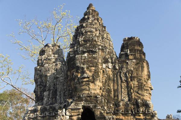 Wall Art - Photograph - Angkor Thom II by Gloria & Richard Maschmeyer