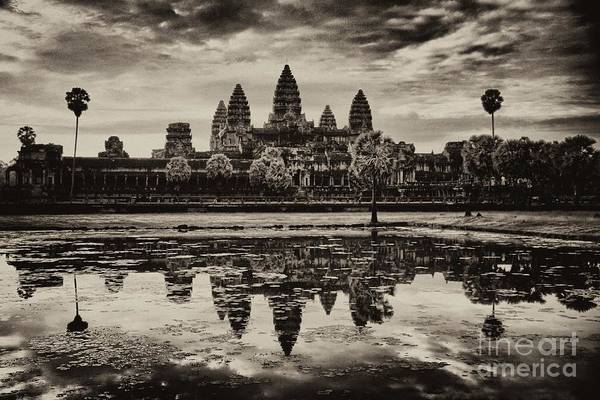 Photograph - Angkor Wat II by Kate McKenna