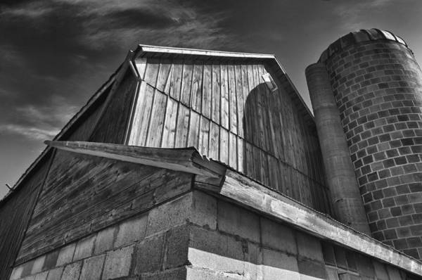 Photograph - Angles 12271b by Guy Whiteley