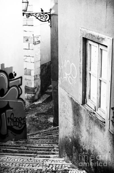 Wall Art - Photograph - Angles In Lisbon by John Rizzuto