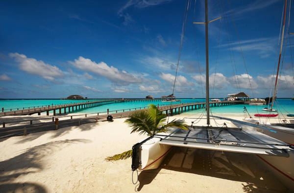Photograph - Another Day. Maldives by Jenny Rainbow