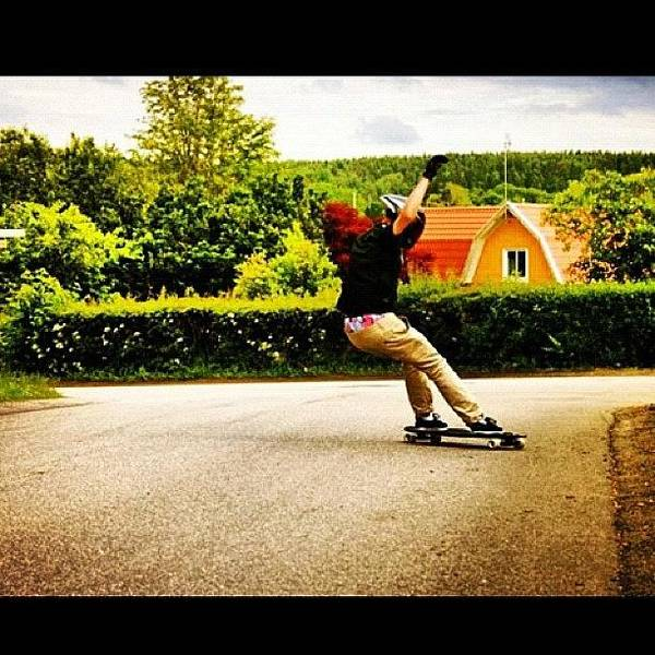 Sweden Wall Art - Photograph - Another Nice Pic By @schwartz28 ! And by Sweden Longboards