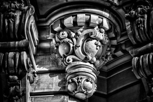 Photograph - Ansonia Building Detail 11 by Val Black Russian Tourchin