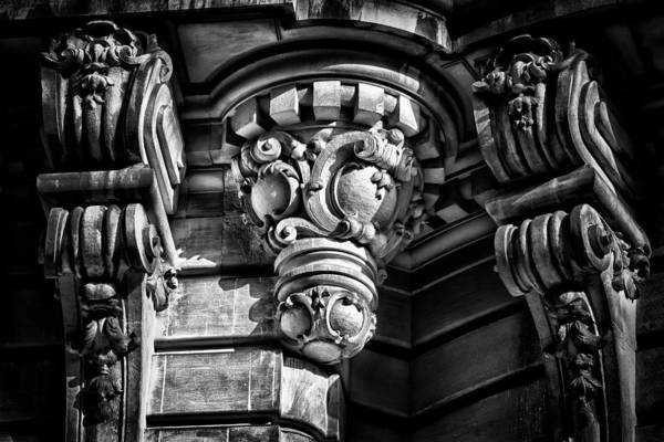 Photograph - Ansonia Building Detail 12 by Val Black Russian Tourchin