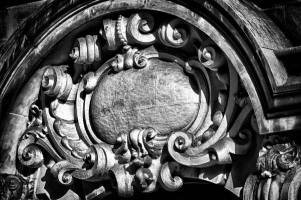 Photograph - Ansonia Building Detail 13 by Val Black Russian Tourchin