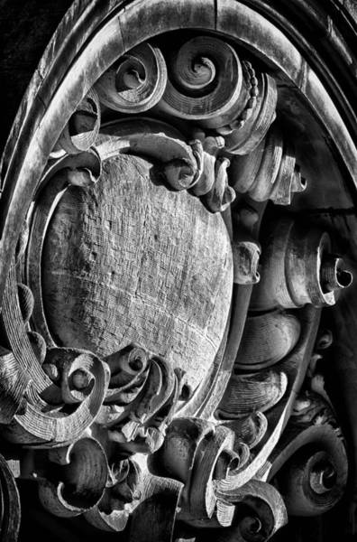 Photograph - Ansonia Building Detail 17 by Val Black Russian Tourchin