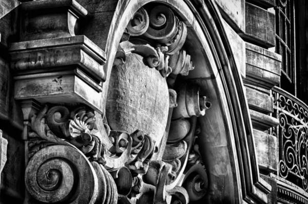 Photograph - Ansonia Building Detail 19 by Val Black Russian Tourchin