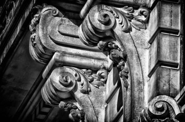 Photograph - Ansonia Building Detail 21 by Val Black Russian Tourchin