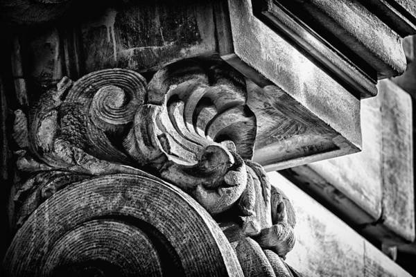 Photograph - Ansonia Building Detail 24 by Val Black Russian Tourchin