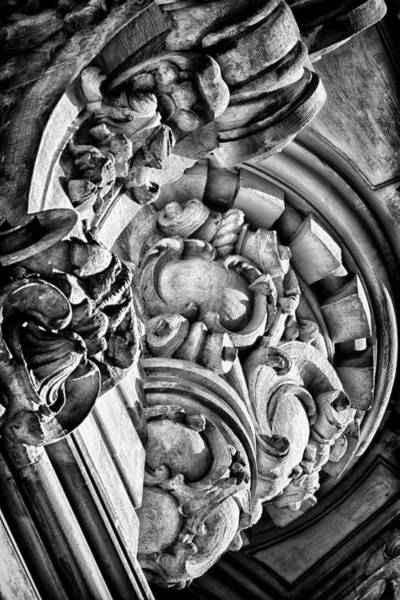 Photograph - Ansonia Building Detail 28 by Val Black Russian Tourchin