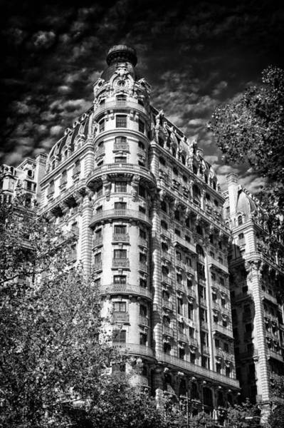 Photograph - Ansonia Building Detail 32 by Val Black Russian Tourchin