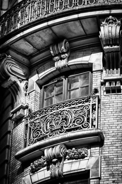 Photograph - Ansonia Building Detail 43 by Val Black Russian Tourchin