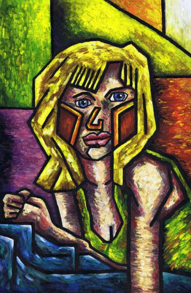 Wall Art - Painting - Anticipation by Kamil Swiatek