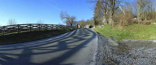 Sharpsburg Photograph - Antietam Road by Jan W Faul