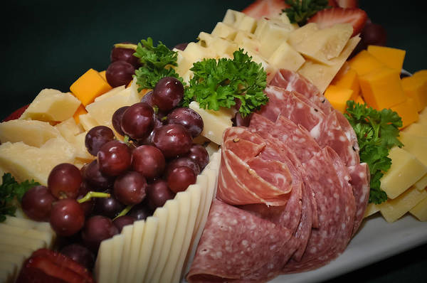 Photograph - Antipasto by Frank Mari