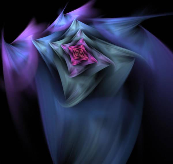 Wall Art - Digital Art - Apo Flower by Pam Blackstone