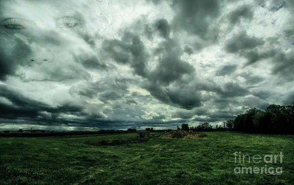 Photograph - Apocalypse by Jutta Maria Pusl