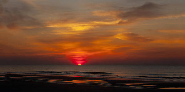 Terry Shoemaker - April Sunrise panorama