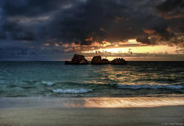 Photograph - Araha Sunset by Ryan Wyckoff