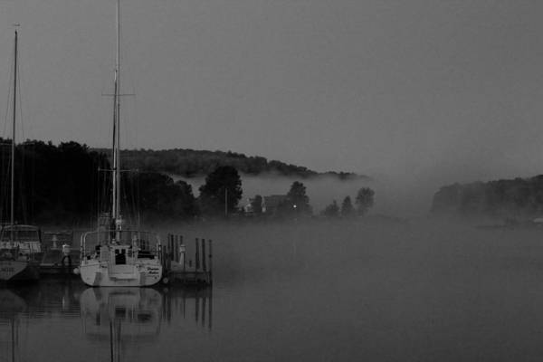 Two Harbors Photograph - Arcadia Harbor by Twenty Two North Photography