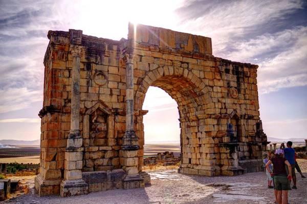 Photograph - Arch Of Triumph by Ivan Slosar