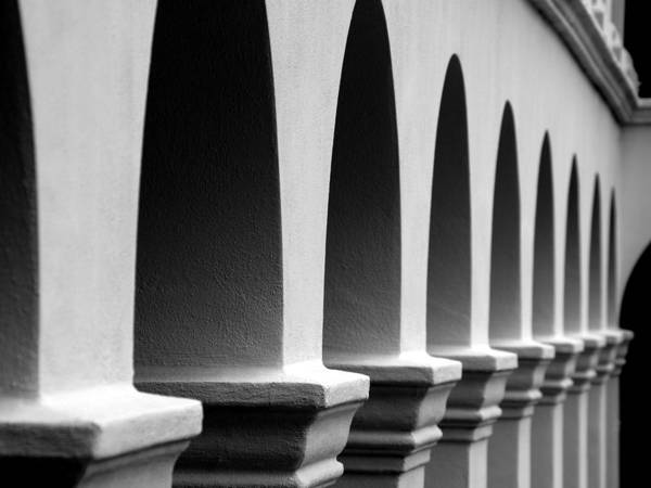 Photograph - Arches I by James Granberry