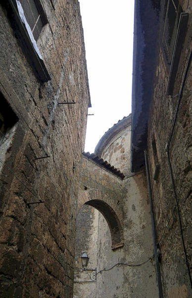 Wall Art - Photograph - Arches Of Orvieto Italy by Mindy Newman