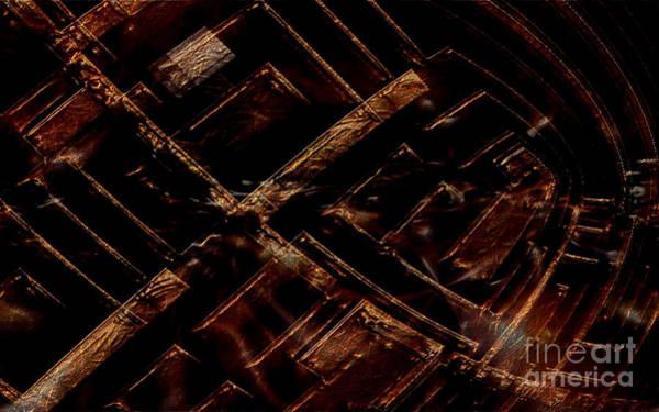 Wall Art - Digital Art - Architecture Angles by Jan Willem Van Swigchem