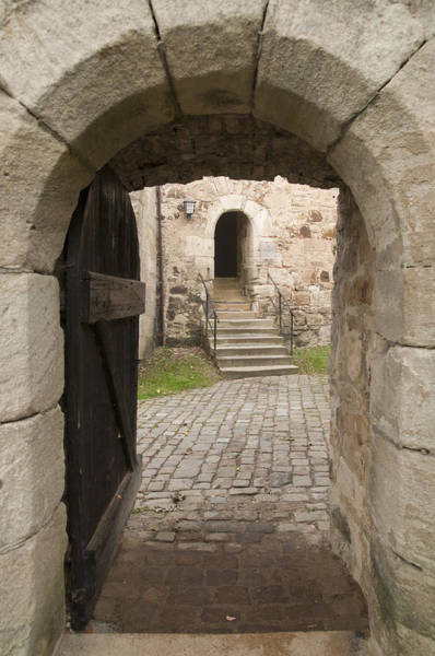 Photograph - Archway - Entrance To Historic Town by Matthias Hauser