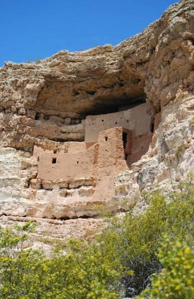 Arizona Cliff Dwellings Art Print