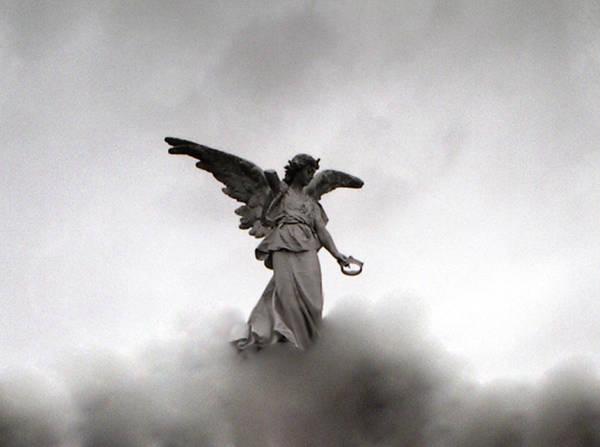 Photograph - Armless Angel by Doug Duffey