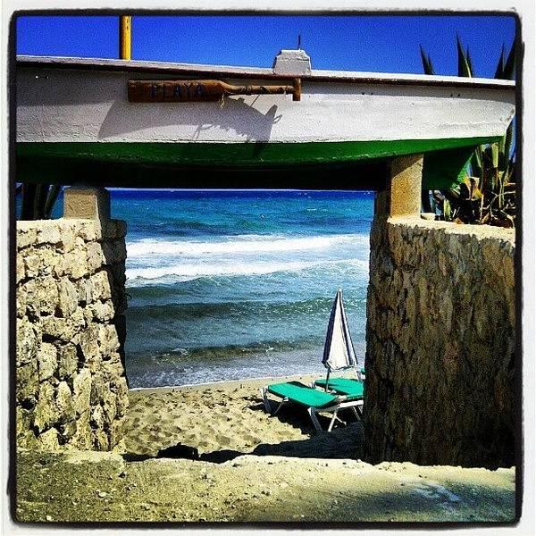 Wall Art - Photograph - Around The World... Ibiza #ibiza by Tram Milano