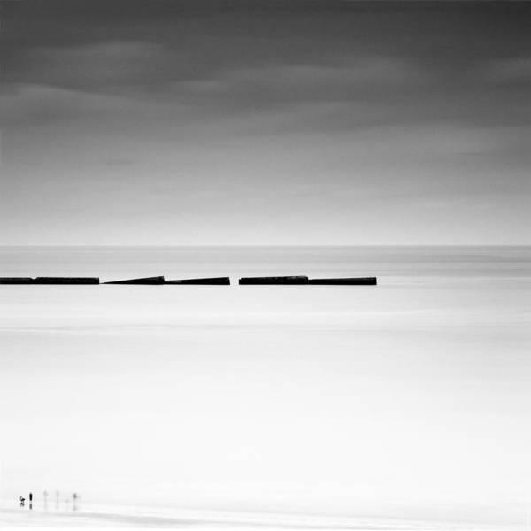 Wall Art - Photograph - Arromanches Les Bain by Nina Papiorek
