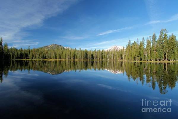 Photograph - Arrowhead Reflection by Adam Jewell
