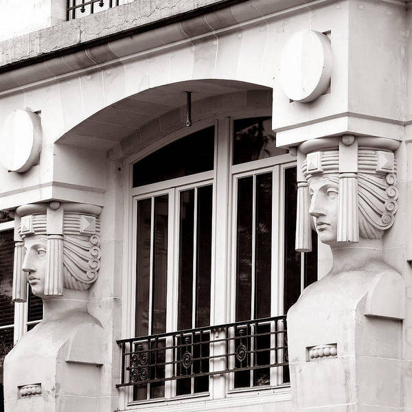 Photograph - Art Deco 17 by Andrew Fare
