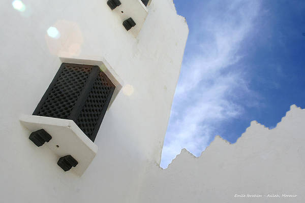 Asilah Wall Art - Photograph - Artistic Flare by Emile Ibrahim