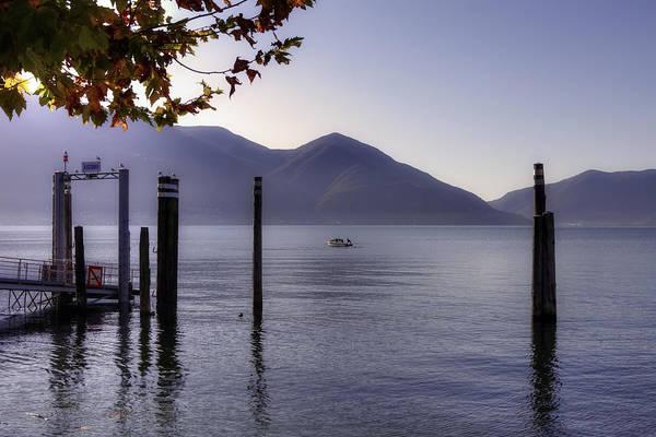 Lake Maggiore Photograph - Ascona - Lago Maggiore by Joana Kruse