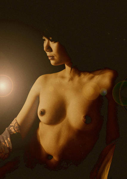 Photograph - Asia Light 2 by Tim Ernst