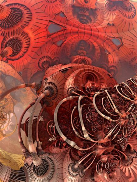 Wall Art - Digital Art - Asimov One by Pam Blackstone