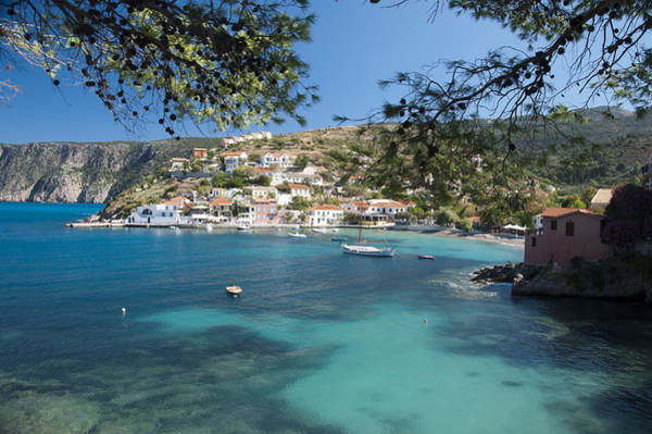 Photograph - Assos In Kefalonia by Rob Hemphill