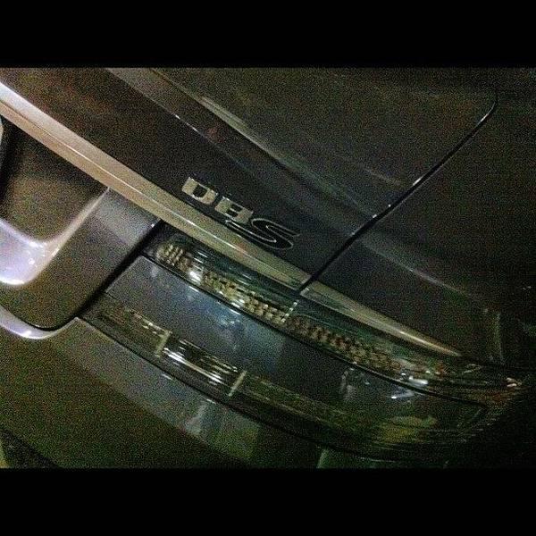 Aston Martin Photograph - #aston #martin #astonmartin #dbs by Tyler Unruh