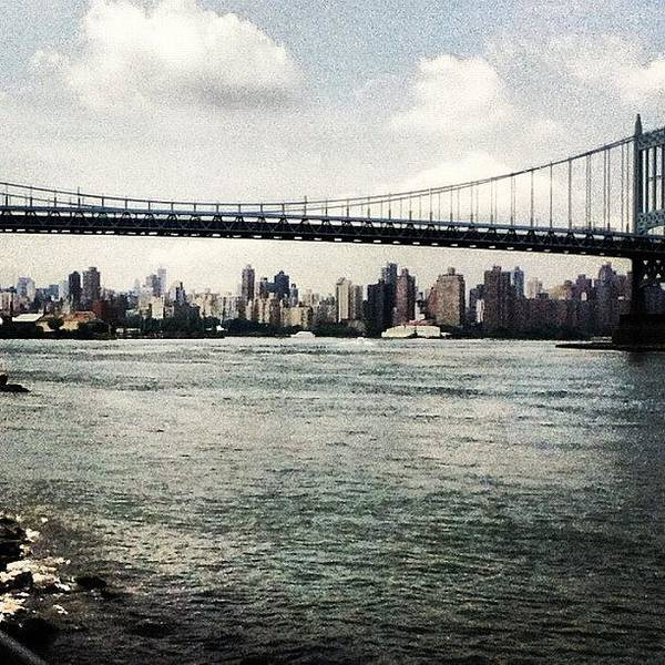 Wall Art - Photograph - Astoria Park View by Anthony Chin