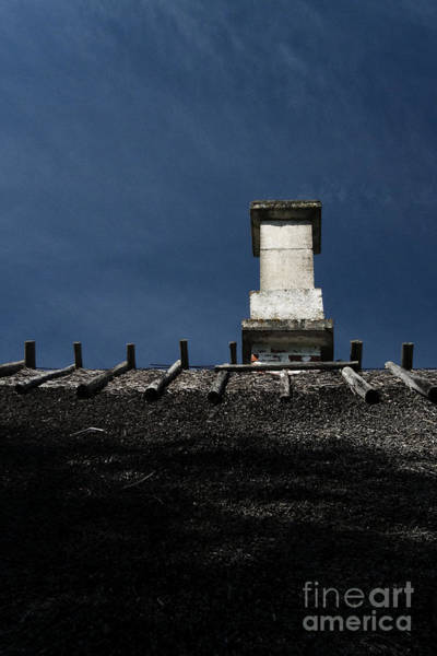 Photograph - At Chimney Height by Agnieszka Kubica