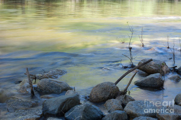 Wall Art - Photograph - At Merced Rive by Catherine Lau