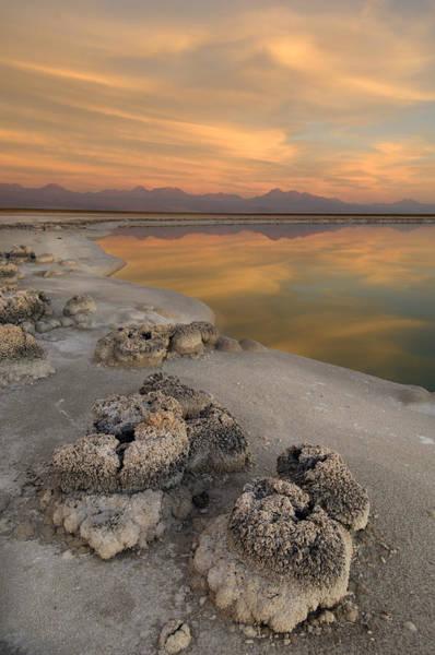 Salar De Atacama Photograph - Atacama by Christian Heeb