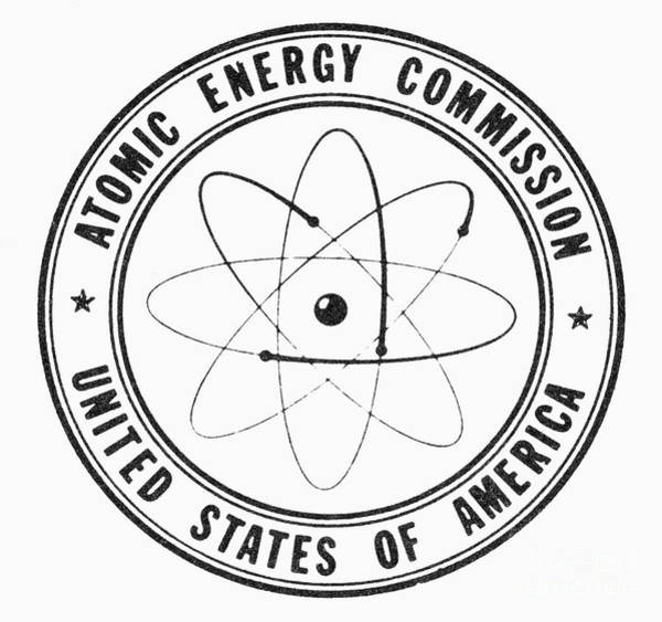 Photograph - Atomic Energy Commission by Granger