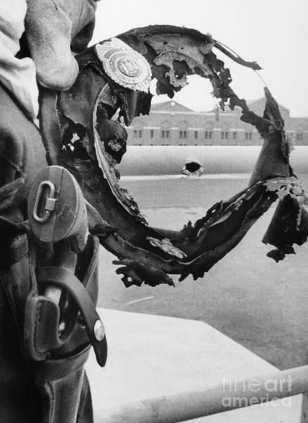 Photograph - Attica Prison Riot, 1971 by Granger
