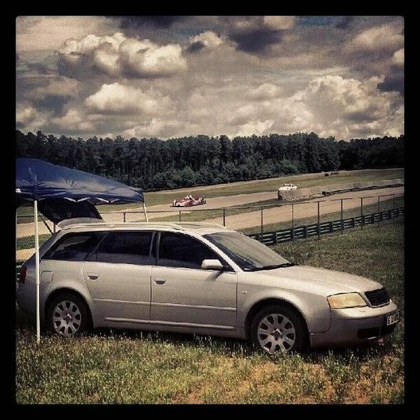 Audi Photograph - #audi #a6 #avant #vir #cars #alms by Cameron Adams