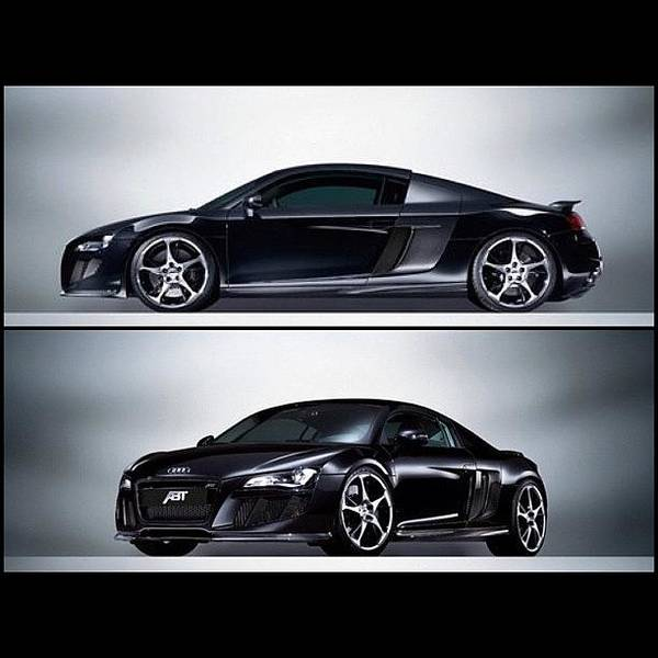Audi Photograph - #audi #r8 #tuning #audir8 #carporn by Exotic Rides